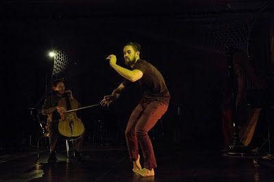 2016 AUSTRALIAN DANCE PARTY/Gabriel Comerford - Alex Voorhoeve (background),  Photo: Lorna Sim