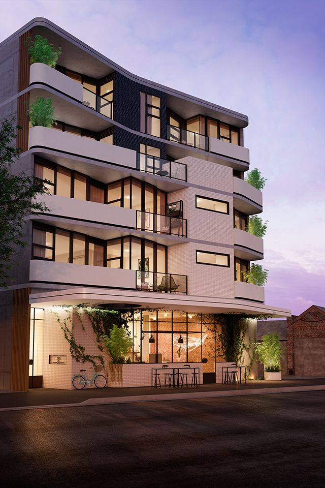 Morton Avenue Apartments - Tandem Design Studio