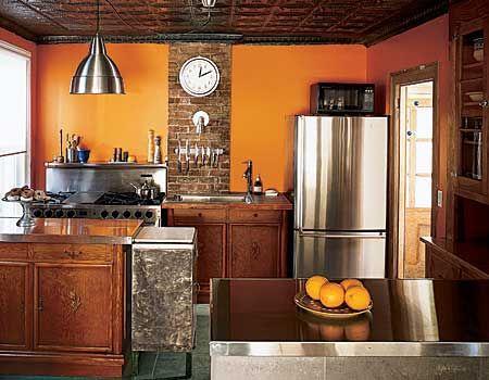 Orange Paint Ideas 23 best interior paint ideas images on pinterest | colors, paint