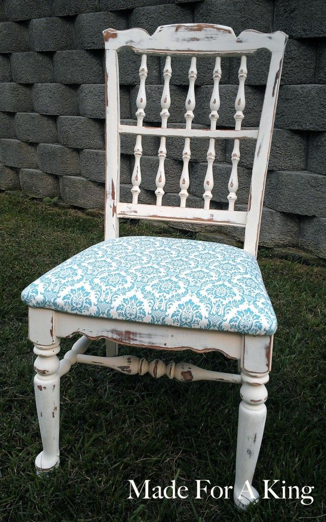 How To Paint Shabby Chic with fabulous Kirsten King!! <3
