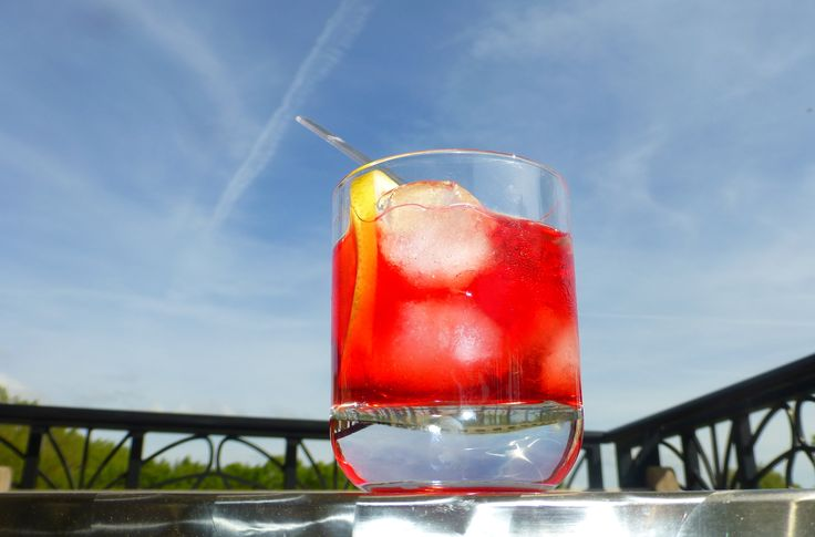 Dag 6 - rood - weekend, zon, balkon drankje