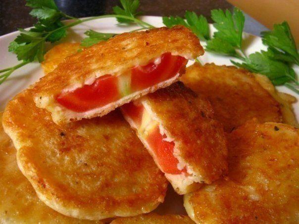 Жареные помидоры в сырном кляре. Обсуждение на LiveInternet - Российский Сервис Онлайн-Дневников
