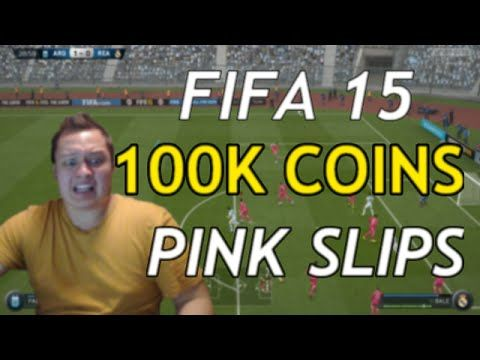 Fifa 15: 100k Pink Slips! Oh god...