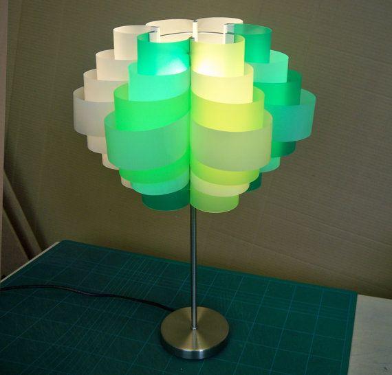 How To Make Lamp Shades Using Plastics