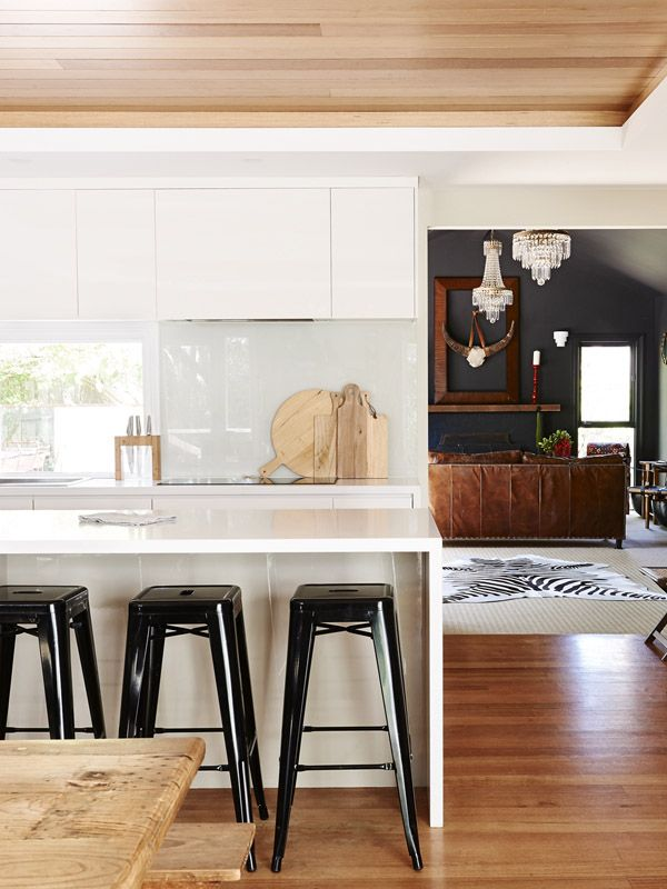 The Mt Eliza home of Kristan Dwyer and family. Photo -Eve Wilson, styling -Andrea Moore.
