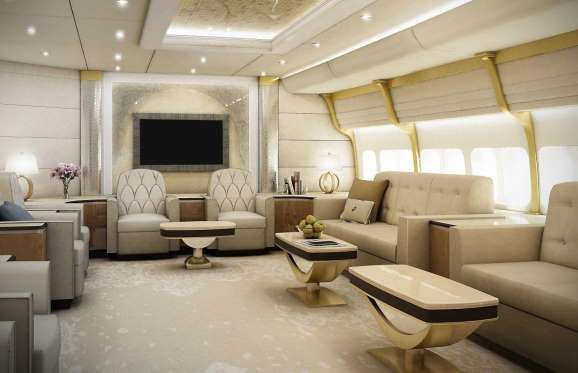 Boeing 747-81 VIP Private Jet: $367 million (£253m): This beauty was delivered to a private cl... - Greenpoint Technologies