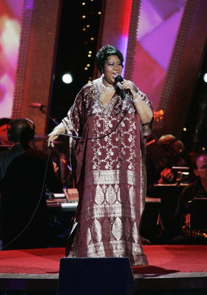 Aretha Franklin Best Fashion Style Looks Fashionsizzle
