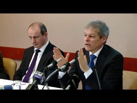 3/21/16 Discursul Dl. Dacian Cioloș, prim-ministru, Sat Drîmbar, comuna Ciugud - YouTube