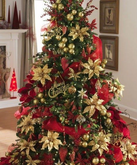 Most Beautiful Christmas Tree Pictures