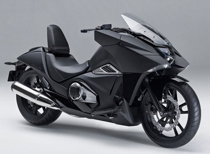 2014 new Honda NM4 Concept (Japan)