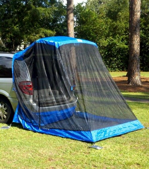 Welcome to MinivanCamper.Info!, The Tail Veil (www.tailveil.com) If you want to...