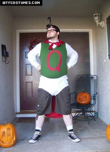 The gallery for --> Doug Funnie Quailman Costume Quailman Costume