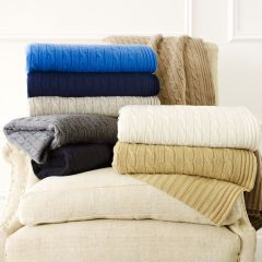 Cabled Cashmere Throw Blanket - Ralph Lauren Home Throws - RalphLauren.com $595 http://www.ralphlauren.com/product/index.jsp?productId=33257356&cp=1760785.2146652&view=99&ab=ln_home_cs_throws&parentPage=family
