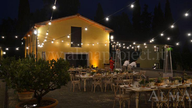 ALMA PROJECT @ Borro - Bulbs Production Villa Square Terrace - 384