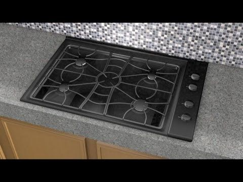 How a Gas Stovetop Works Diy kitchen appliances