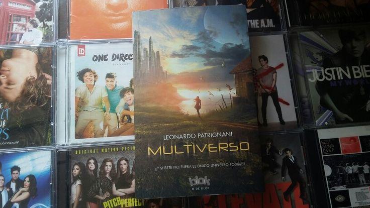 """""""Multiverso"""" escrito por Leonardo Patrignani"""