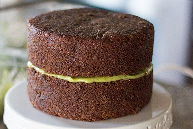 Vegan Chocolate Avocado Cake | Recipe