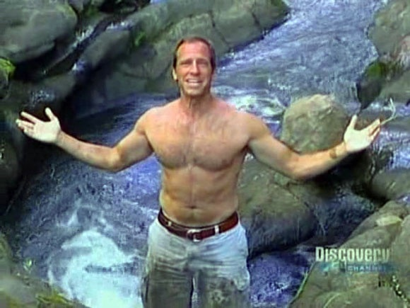 Mike Rowe. It's the sarcasm.