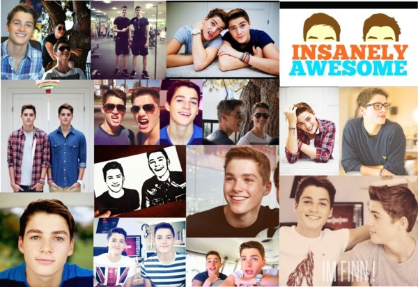"""""""Jack & Finn (from Jack's Gap)"""" by forever-young-wild-and-free ❤ liked on Polyvore"""