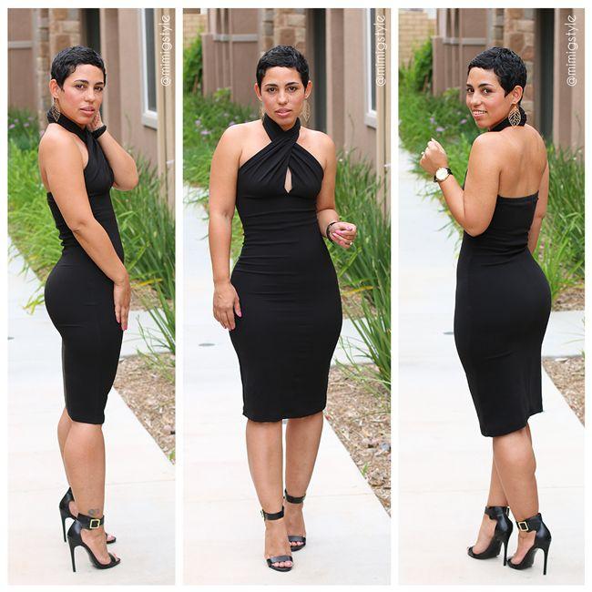 DIY Little Black Dress Tutorial! - Mimi G Style