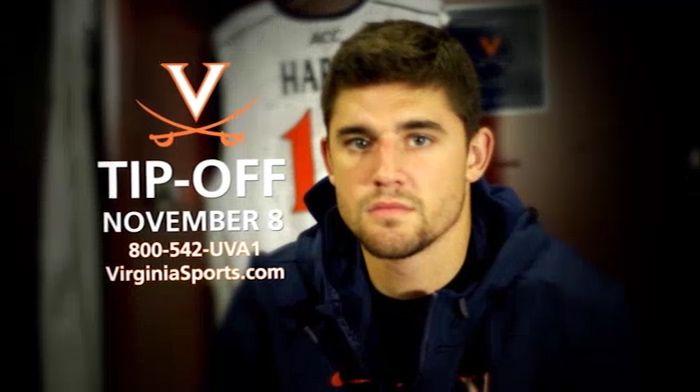 UVA Basketball TV Spot: Joe Harris // He's a keeper.