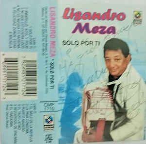 Lisandro Meza - Solo Por Ti (Cassette, Album) at Discogs