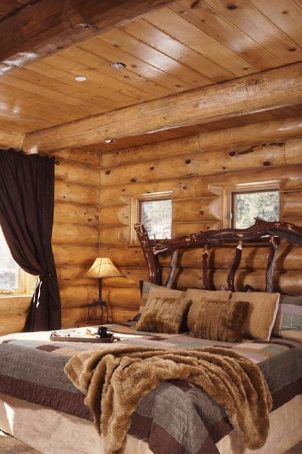 29 Beautiful Rustic Bedroom Decor Designs You Can Do Yourself For
