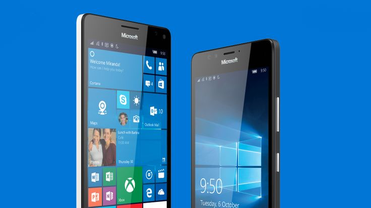 Microsoft's Lumia 950 is the new flagship Windows phone