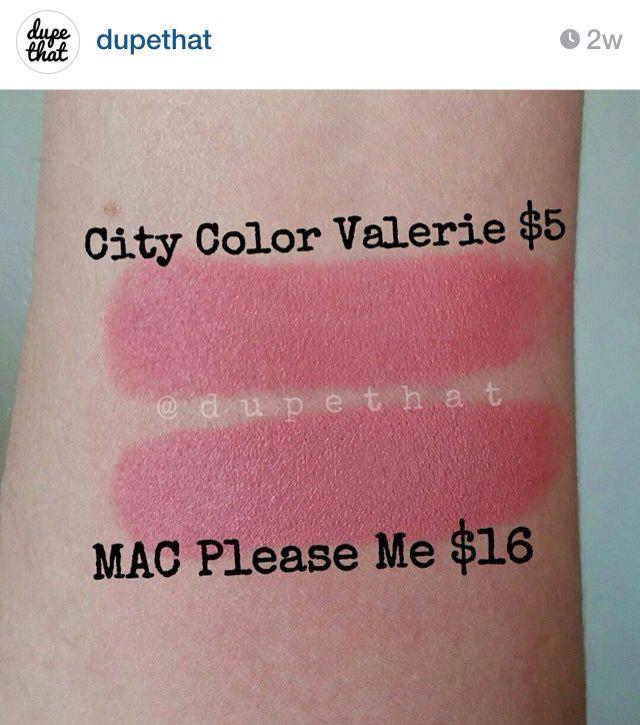 mac please me lipstick dupe - photo #27
