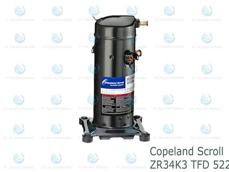 Jual kompresor copeland tailand ZR34 TFD. Dapatkan penawaran harga terbaik kami di hargaac.co.id