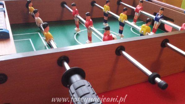 Stół do piłkarzyków – prezent dla małego fana futbolu | Fascynacje Ani