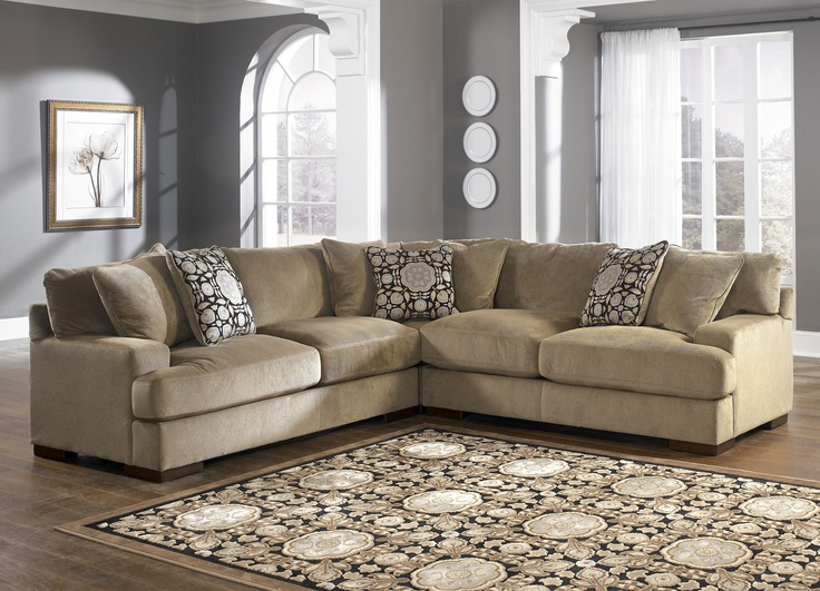 Sofa, Wish It Had Recliner. Whole Room Color Scheme Great
