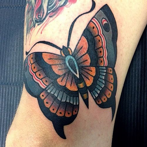 1000 Ideas About Small Traditional Tattoo On Pinterest: 1000+ Ideas About Traditional Butterfly Tattoo On