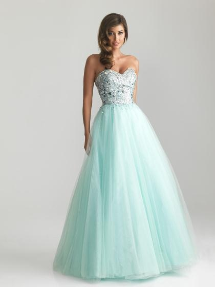 Grad dress? Maybe, whooo knows :p