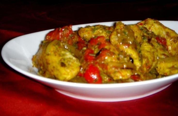 Sauté de poulet asiatique