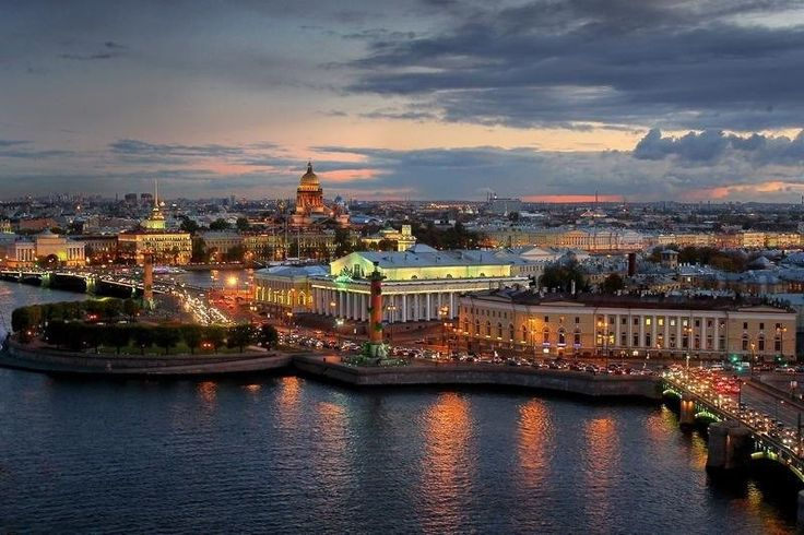 картинки красивые виды санкт петербурга