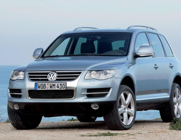Touareg Volkswagen tuning - http://autotras.com