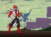 Power Rangers Princess Recuse