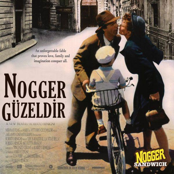 Kült filmlerin isimlerini Nogger ile değiştiriyoruz. Sıra sizde…