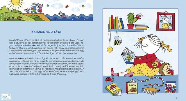 Őrzők Alapítvány, Bátorságpróba, Bartos Erika könyve beteg gyerekeknek!
