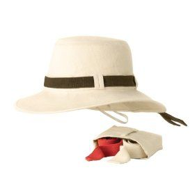 Tilley Endurables, via http://myamzn.heroku.com/go/B002F85L40/Tilley-Endurables-TH9-WomenS-Hemp-Hat