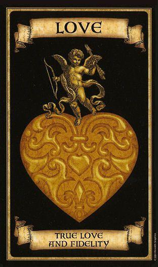 Madame Endora Fortunetelling Cards