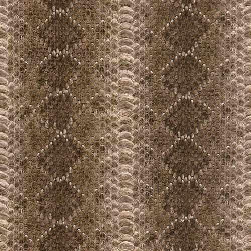 Fräck tapet med mönster av ormskinn från kollektionen Fashion 473810. Klicka för att se fler inspirerande tapeter för ditt hem!