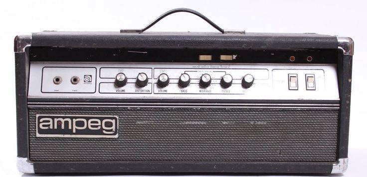 Ampli (guitare et bass) Ampeg V2 de 1976
