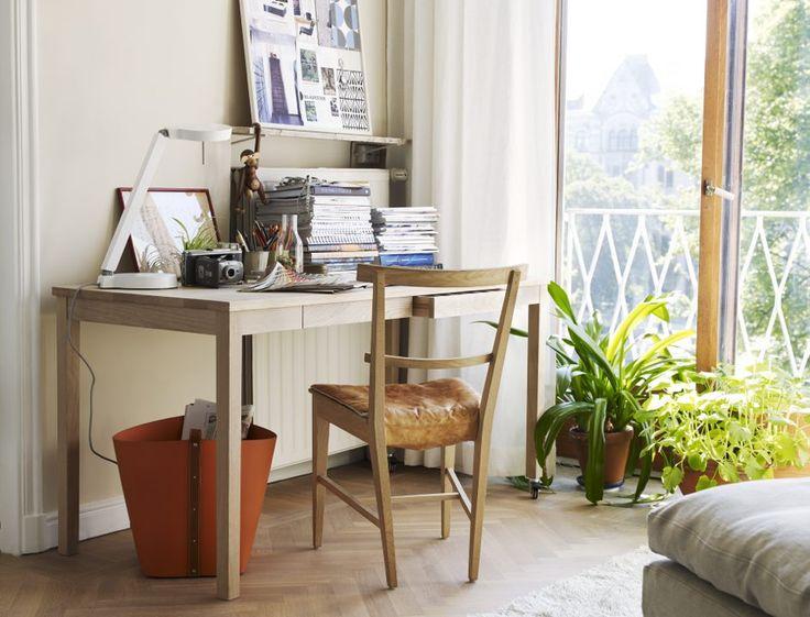 Ditt bord finns inte än. Med Bord BAS kan du få ditt bord nästan precis hur du vill. Du kan välja olika storlekar och höjder, hjul, hyllor och lådor.