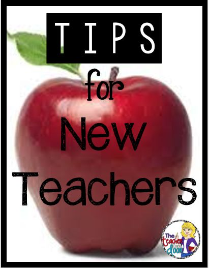 Lots of great tips from veteran teachers for new (and not so new) teachers .