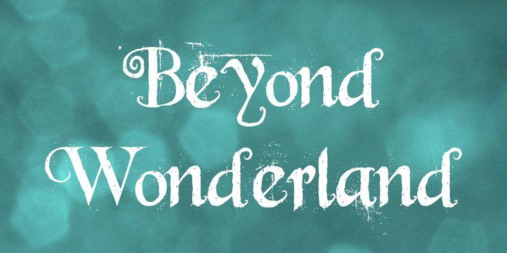 Beyond Wonderland Font · 1001 Fonts