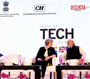 Latest India News Today : India, UK ink MoUs on IPR, Ease of Doing Business