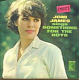 Joni James - Something For The Boys: buy LP, Mon at Discogs