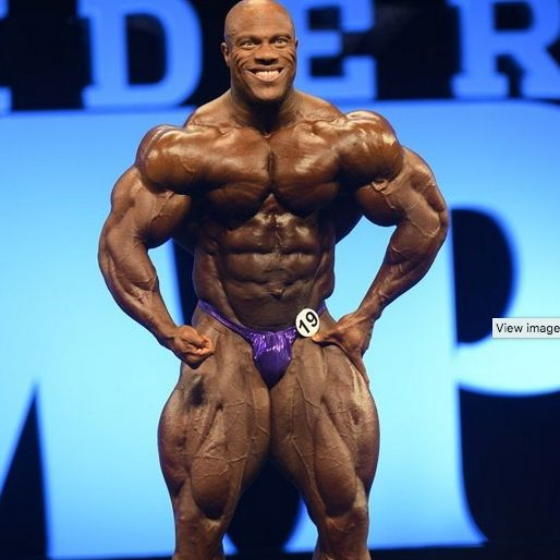 Here are the final result for the 2016 Mr. Olympia main event: